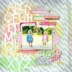 Big School Girl by Missy Whidden
