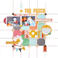The Patch by Pam Callaghan
