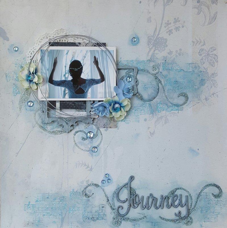 """Blue Fern Studios - """"Journey"""""""