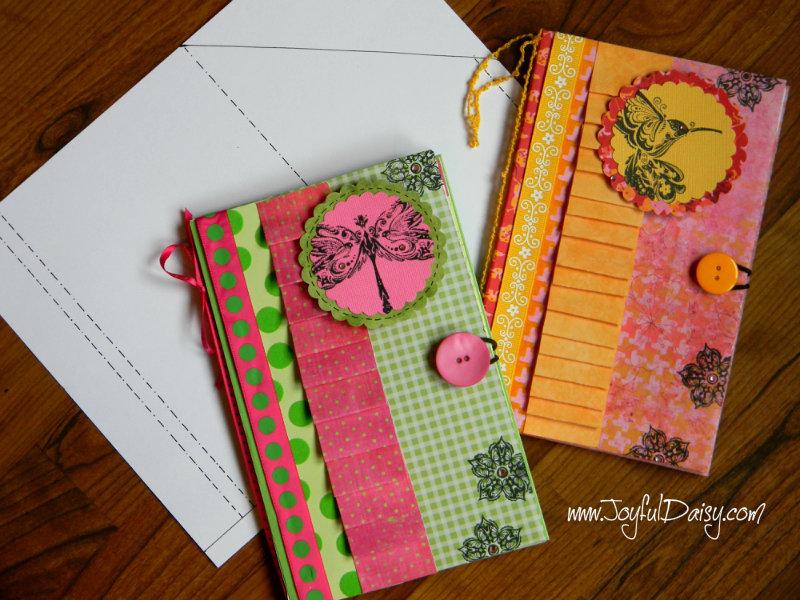 WONDERFUL HANDMADE GIFT Notepad Covers