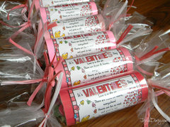 Valentine Poem and Treat Tubes!