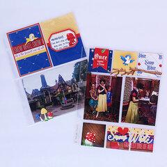 Hybrid Pocket Page - Meeting Snow White