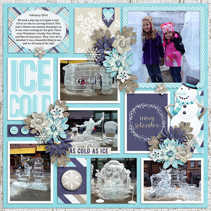 Ice Carving Festival