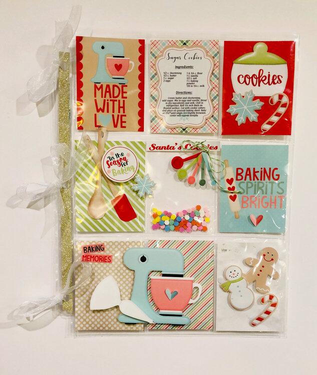 Cookie Pocket Letter