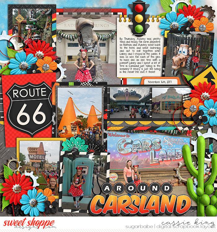 Around Carsland