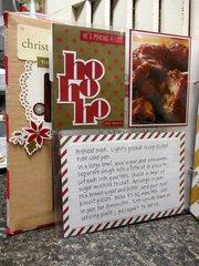 Cozy Christmas Recipe Book
