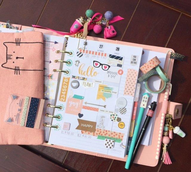 Carpe Diem Planner 2016 - NEW