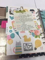 Carpe Diem Planner January