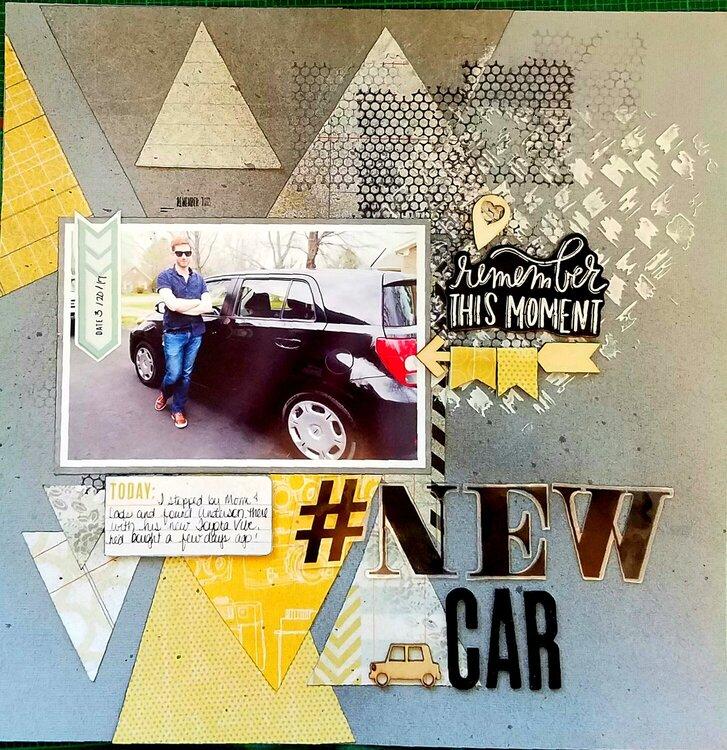 #New Car