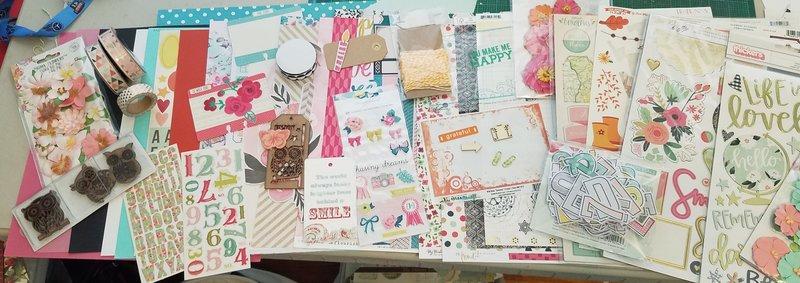 September Counterfeit Kit