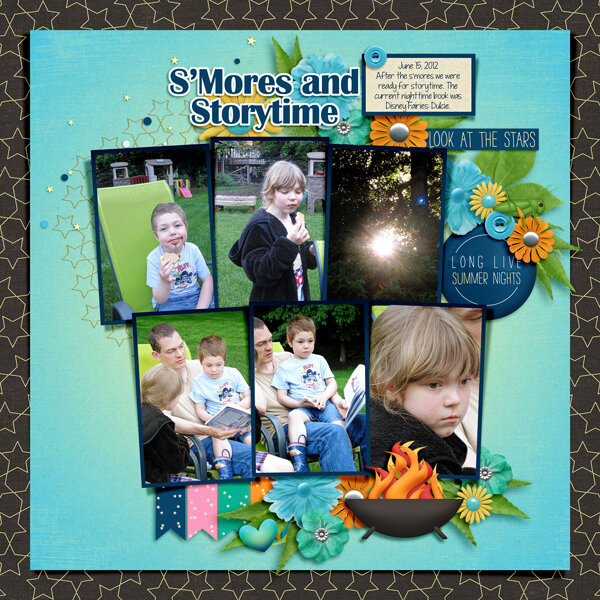 S'Mores and Storytime
