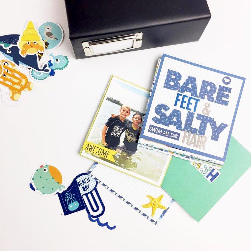 *Bella Blvd* - Bare Feet & Salty Hair Mini Album