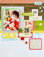 *Jillibean Soup* Q&A December