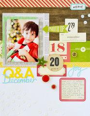 *Jillibean Soup* Q&A December