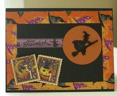 Halloween Card 2016 #6