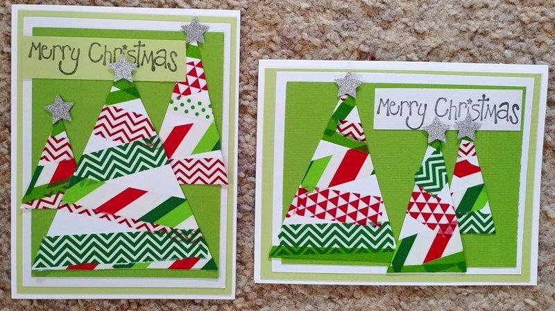 2018 Christmas cards set 1