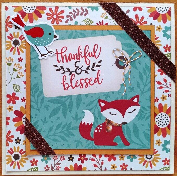 2019 Thanksgiving Card #15