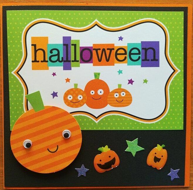 2019 Halloween Card #16