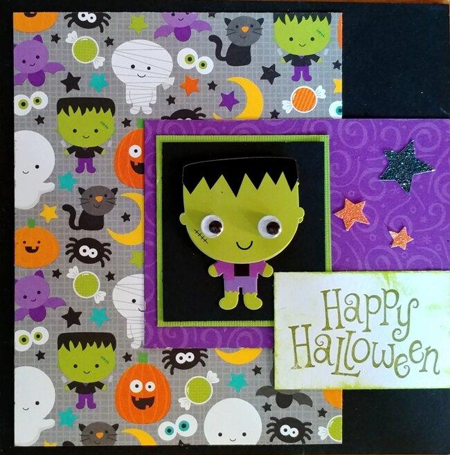 2019 Halloween card #3
