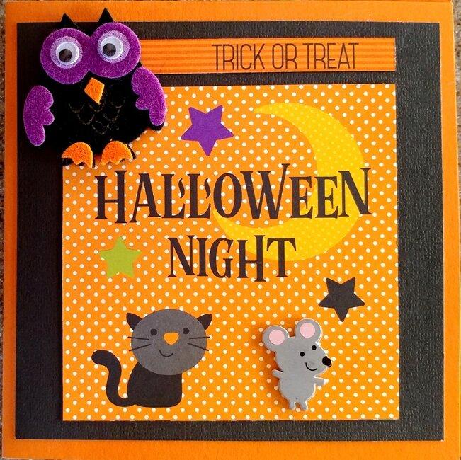 2019 Halloween Card #8