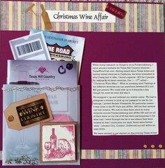 Christmas Wine Affair