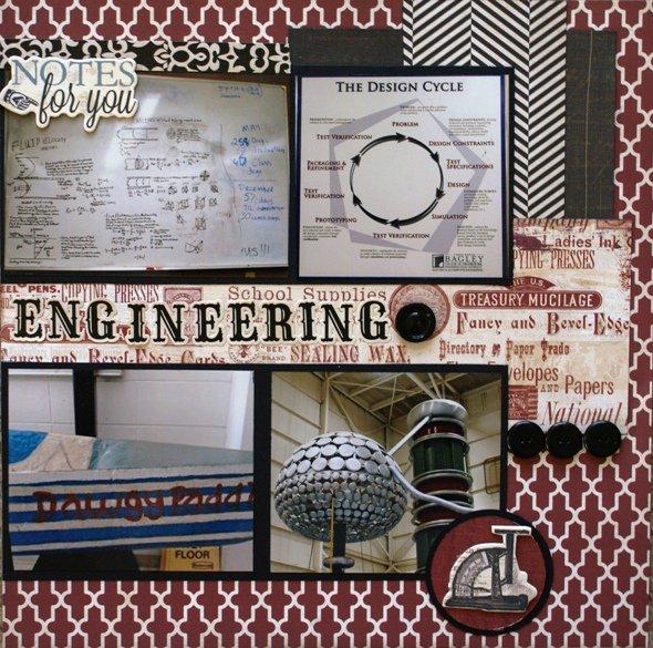 Depts. of Engineering