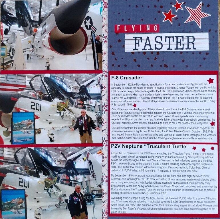 Flying Faster