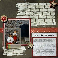 Fort Ticonderoga