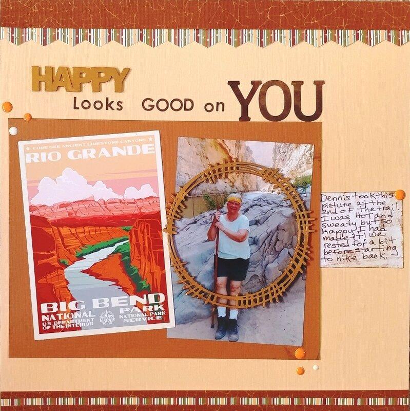 Happy Looks Good on You