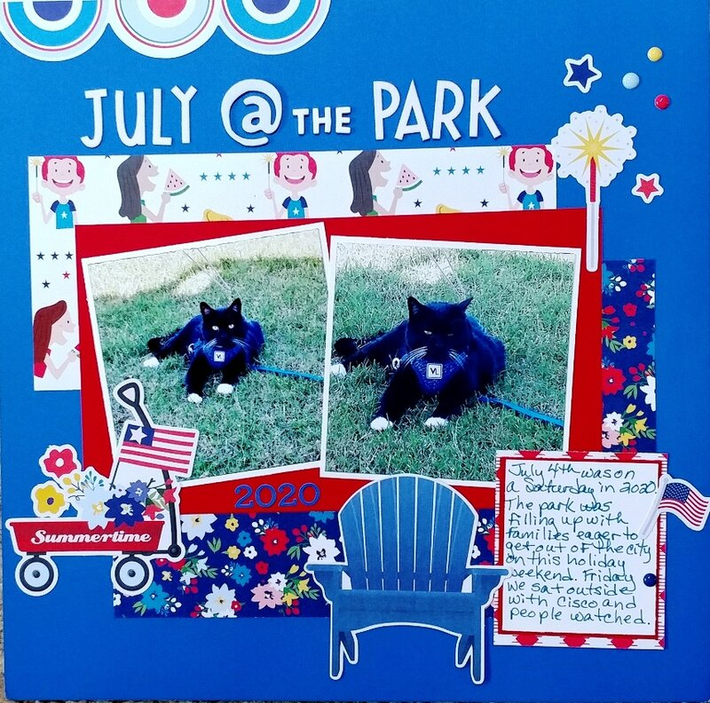 July @ the Park