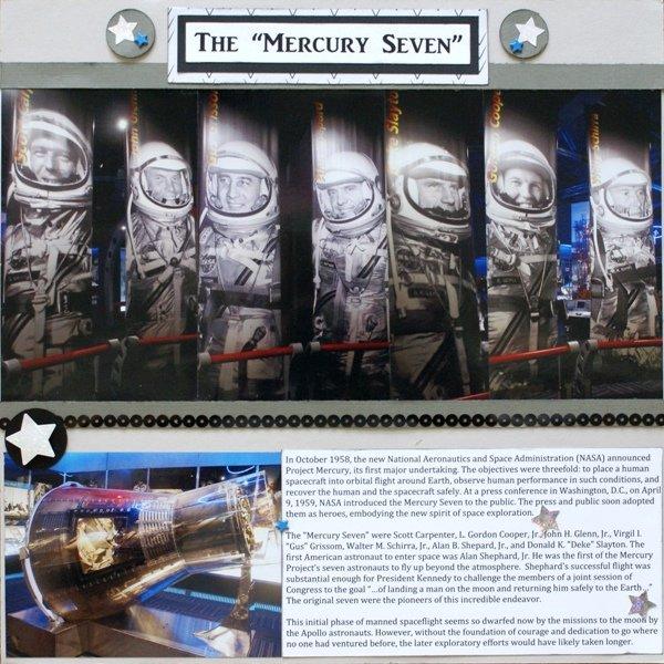 The Mercury Seven