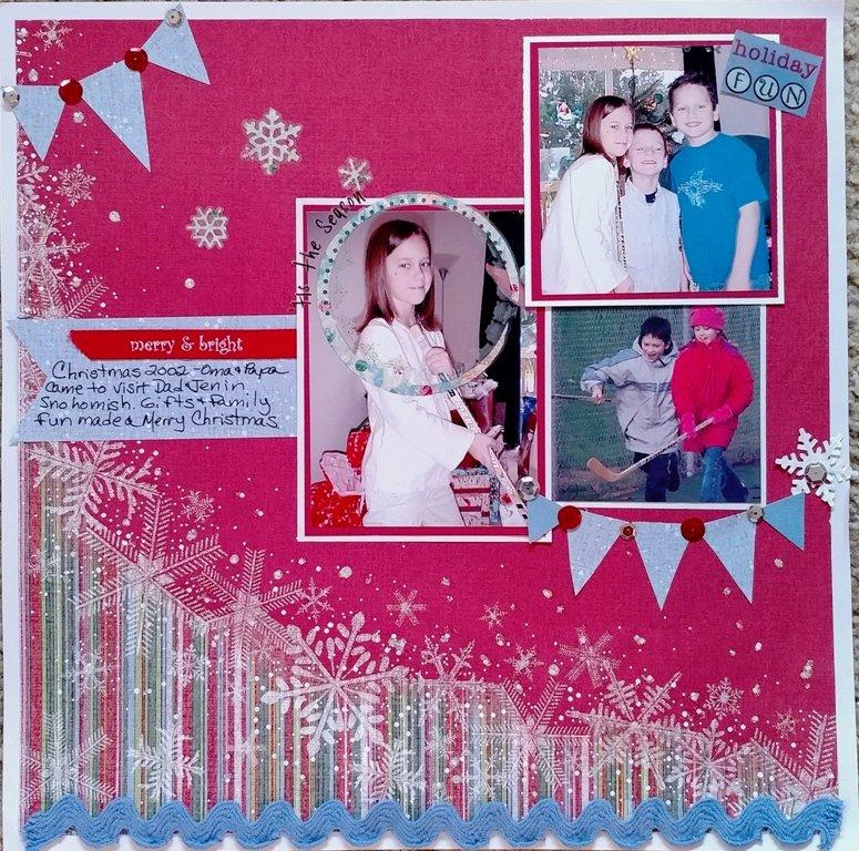 Merry & Bright Christmas 2002