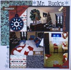 Mr. Buck's Suite