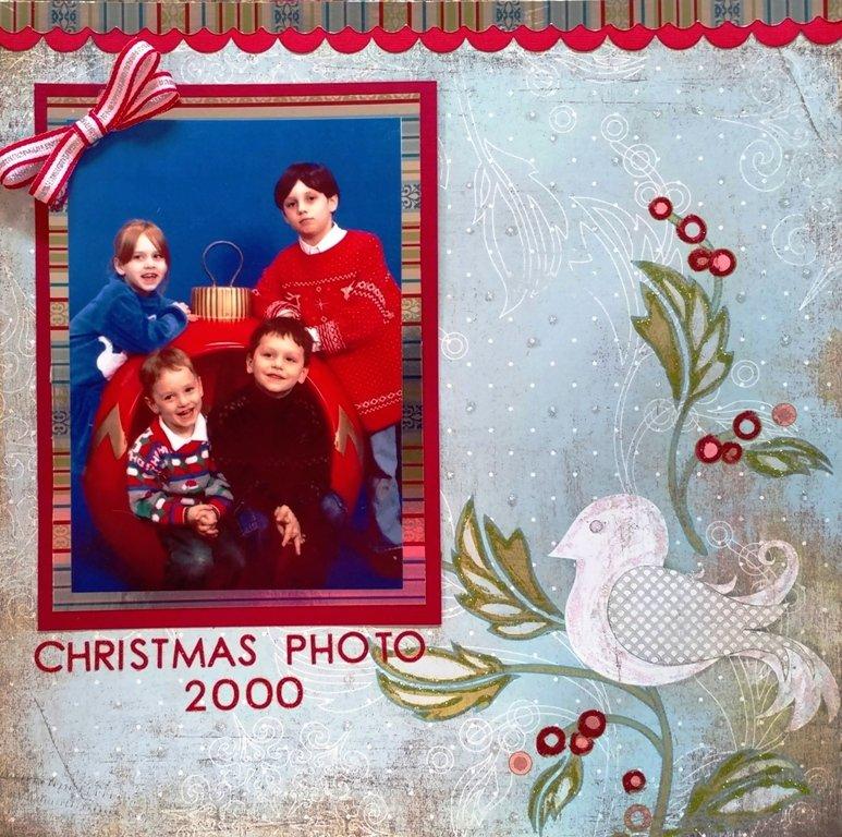 Christmas Photo 2000