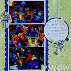 Space Ranger Spin WDW
