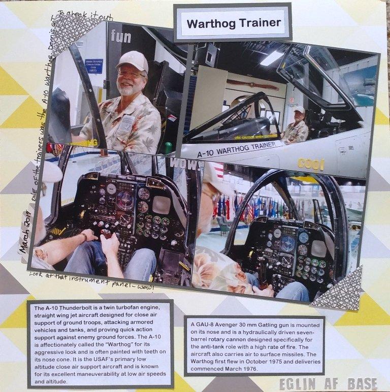 Warthog Trainer