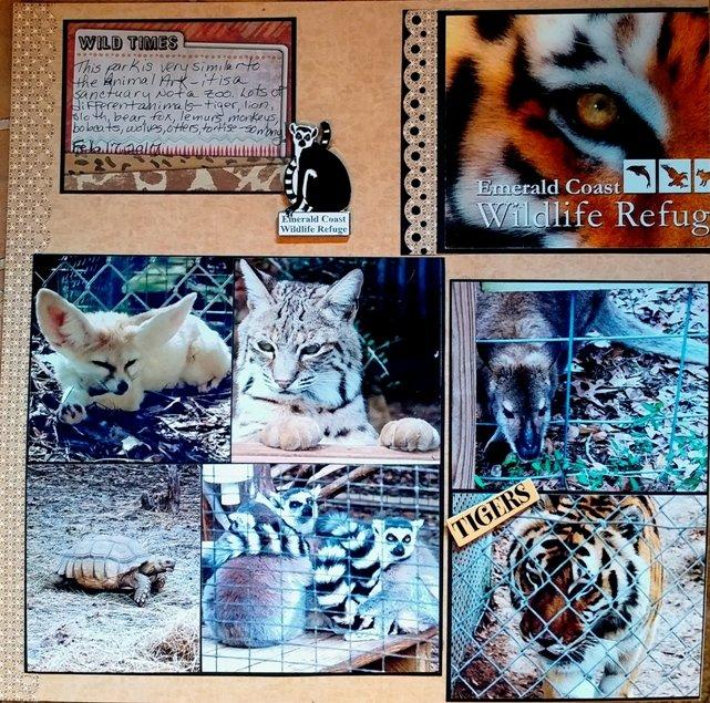 Wildlife Refuge Zoological Park
