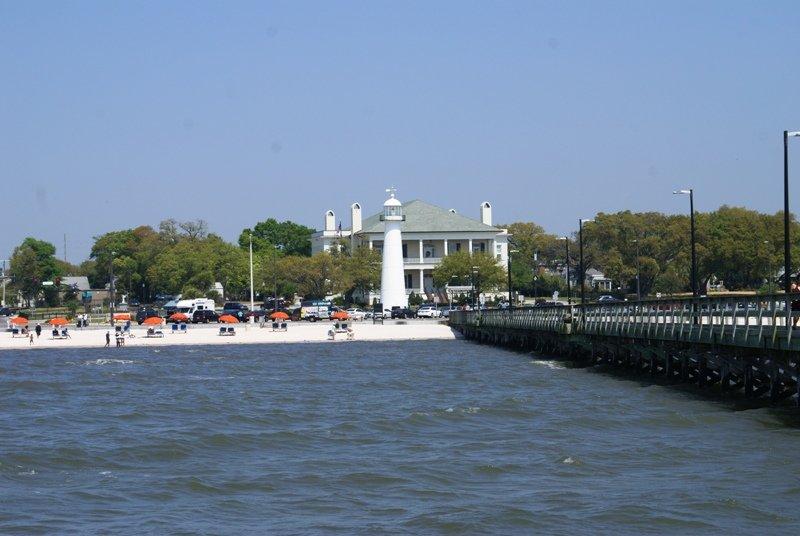 Lighthouse Pier -Biloxi