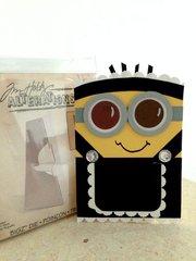 French Minion Card