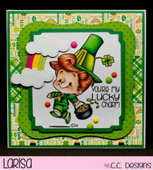 You're My Lucky Charm by Larisa for CC Designs