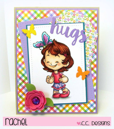 Hugs by Rachel for CC Designs