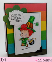 You're My Lucky Charm by Joni for CC Designs