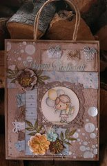 Grant Card by DT Member Martine