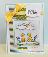 Duckies Card by DT Member Nancy