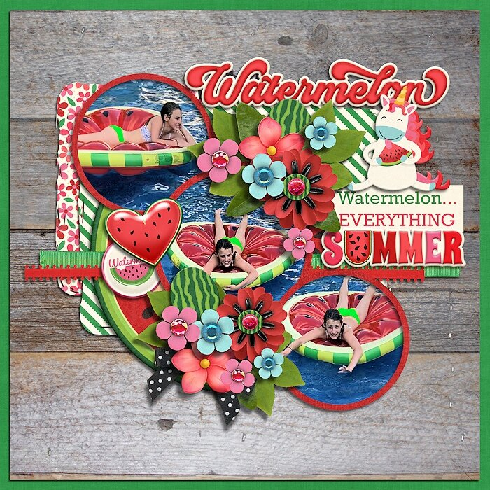 Watermelon summer everything