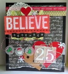 December Daily Album 2014
