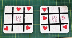 Tic-Tac Game for Valentines