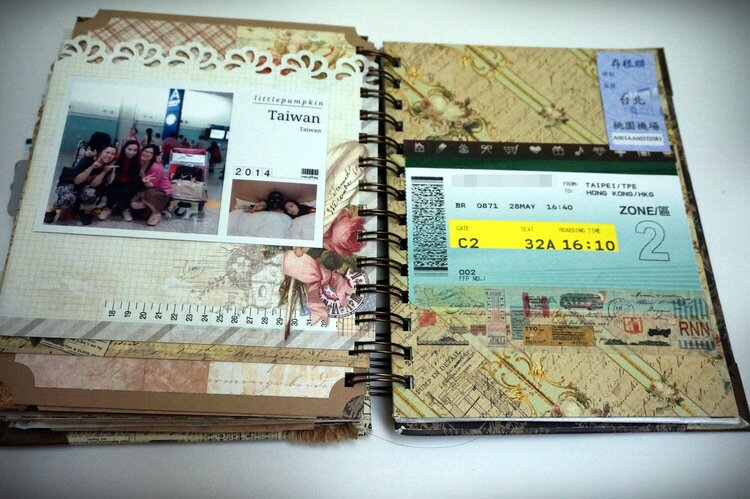 Travel Album in Taiwan
