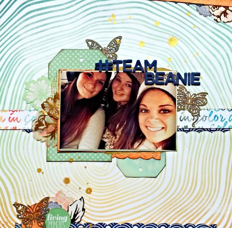 #Teambeanie