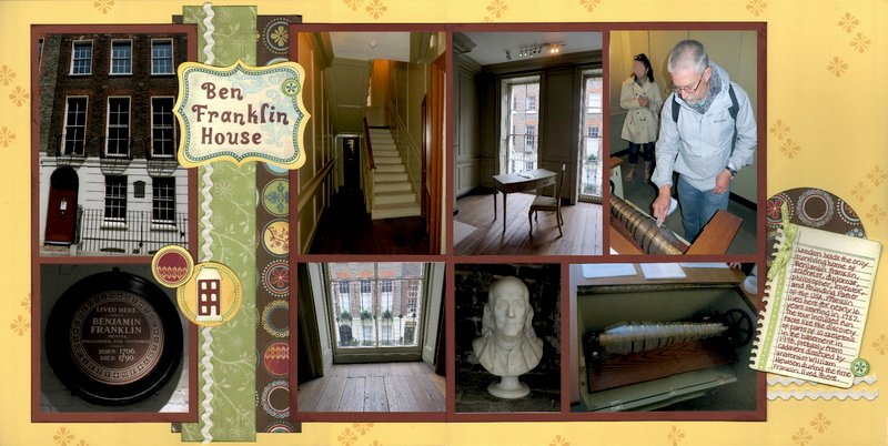 EMS - Ben Franklin House
